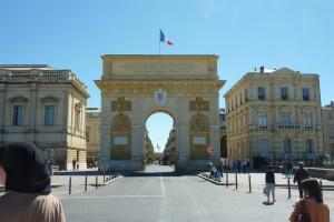 Ein Arc de Triumph, ist also nicht auf Paris beschränkt.